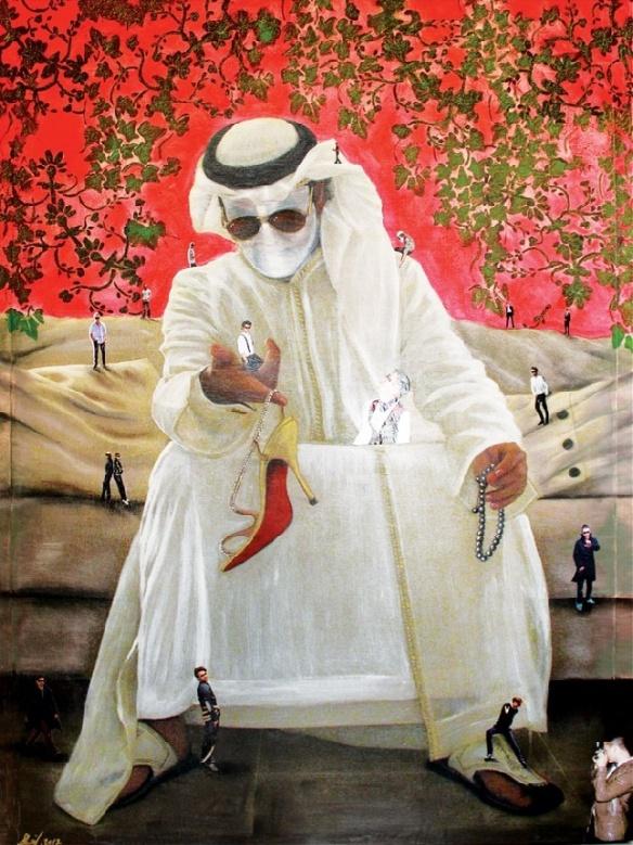 Kuwait, its a mans world